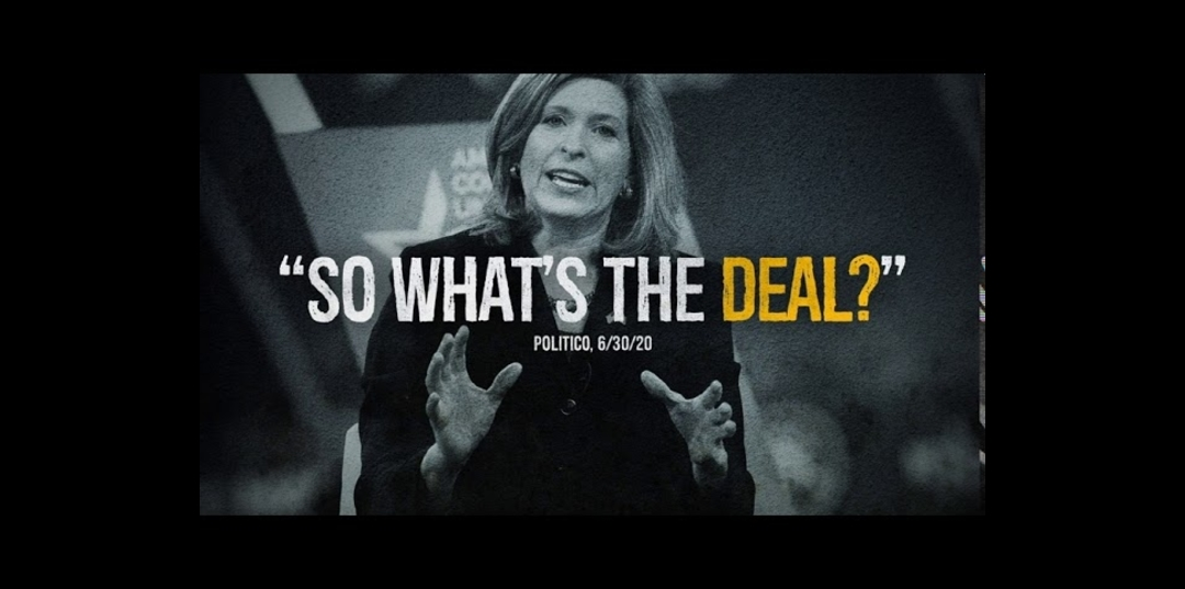 "Joni Ernst ""No Big Deal"" TV Spot"